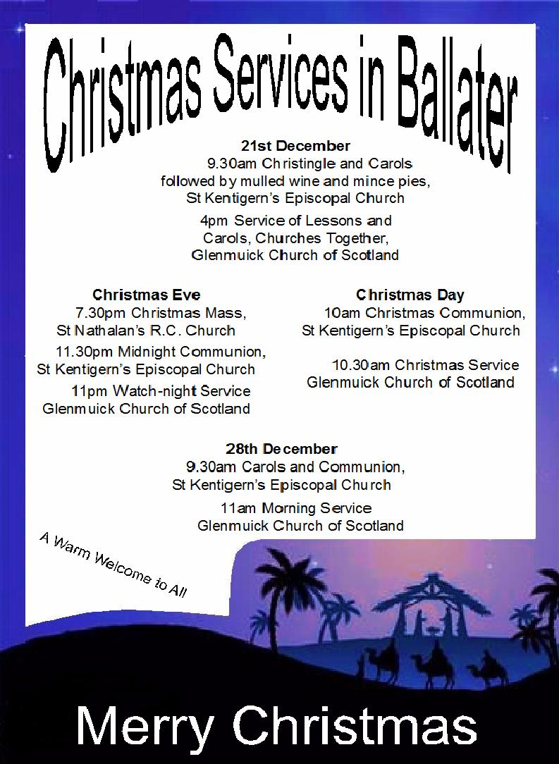 christmas services 2014