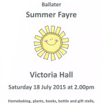Summer Fayre and Queen's Gift